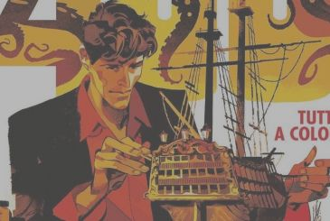 Dylan Dog, the four covers of the number 400