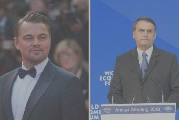 "Leonardo DiCaprio accused by Bolsonaro ""to give fire on the Amazon"""