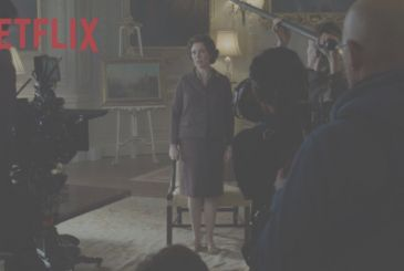 The Crown 3: the transformation of Olivia Colman in the Queen Elizabeth II