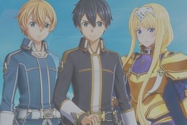 Sword Art Online – Alicization Lycoris, Italian trailer and release date