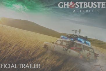 Ghostbusters: the Legacy – the first official trailer