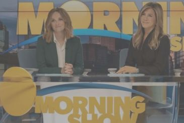 The Morning Show received three nominations at the Golden Globes