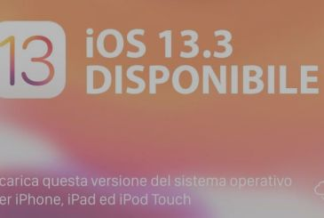 Apple released officially iOS 13.3 and iPadOS 13.3