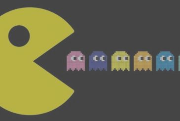 Pac-Man: a short for cinema, japanese