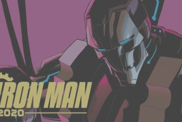 Iron Man 2020 #1: the trailer teases the battle between man and machine