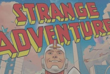 Strange Adventures of Tom King and Mitch Gerads: the first images and release date