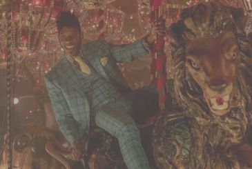 American Gods 3: Orlando Jones (Mr. Nancy/Anansi) licensed