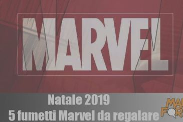 Christmas 2019: 5 Marvel comic book to give as a gift