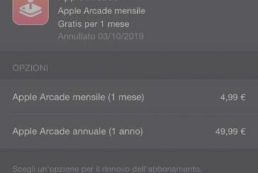 Apple launches new subscription option annual Apple Arcade