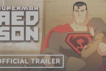 Superman: Red Son – the official trailer of the film