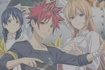 Food Wars – Shokugeki no Soma, the animated series continues in April 2020?
