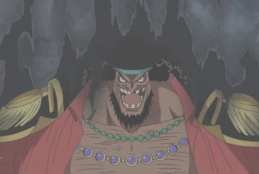 One Piece: revealed, the family of Blackbeard