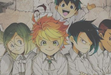 The Promised Neverland: the date of Season 2 and the movie live-action