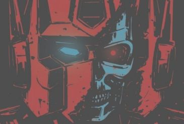 Transformers and Terminator, collide in a new crossover
