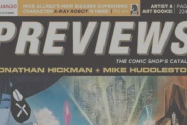 Decorum, the new comic from Jonathan Hickman and Image