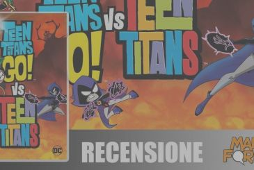 Teen Titans GO! vs Teen Titans | Review