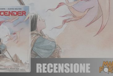 Ascender Vol. 1 – The Galaxy Infested J. Lemire & D. Nugyen | Review