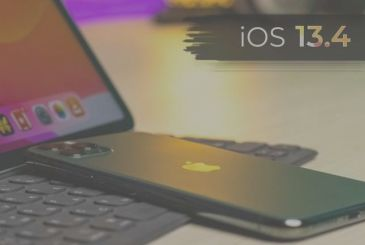 When will be officially released iOS 13.4?