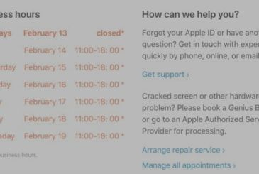 Five Apple Store in China will be open tomorrow but with limited hours