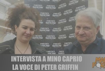 Interview with Mino Caprio, the voice of Peter Griffin | Nerd Show 2020