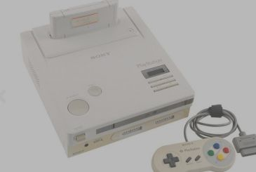 Nintendo PlayStation, the prototype at auction