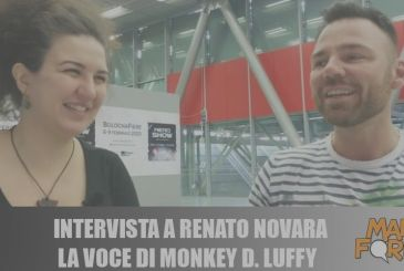 Interview with Renato Novara, voice of Monkey D. Luffy | Nerd Show 2020