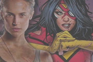 Spider-Woman: Alicia Vikander will be Jessica Drew?