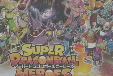 Super Dragon Ball Heroes: key visual, trailer and synopsis of the second season