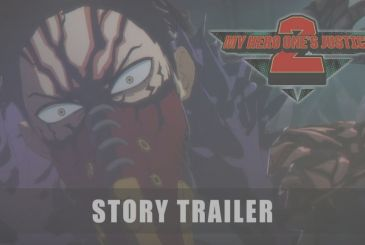 My Hero – One's Justice 2: new official trailer and gameplay videos