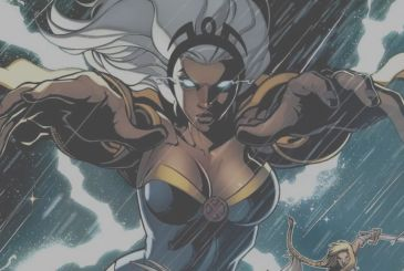 Giant-Size X-Men: Storm, the protagonist of the last number