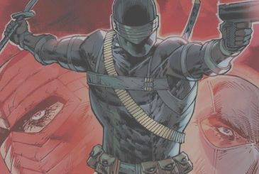 Rob Liefeld launches G. I. Joe – Snake Eyes: Deadgame
