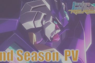 Gundam Build Divers King:RISE Season 2 trailer and release date