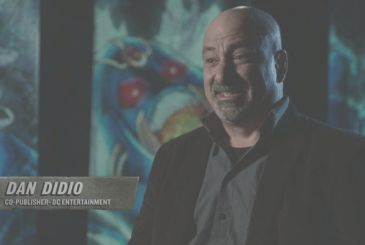 DC: Dan DiDio left the company