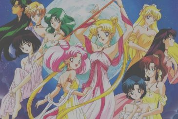 Sailor Moon: 25 years ago was broadcast in Italy the first episode