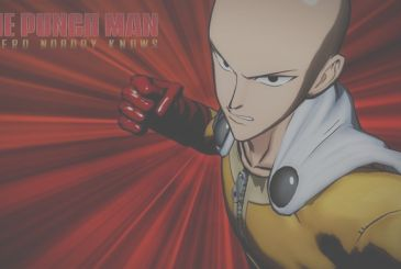 One Punch Man – A Hero Nobody Knows: the launch trailer