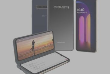LG V60 ThinQ 5G's official: back to the top of the range with Dual Screen