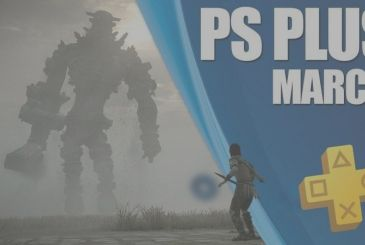 PlayStation Plus FREE games of march 2020