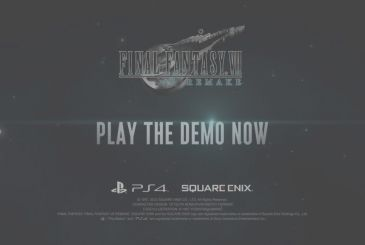 Final Fantasy VII Remake: available the demo