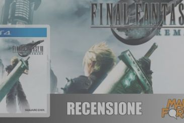 Final Fantasy VII Remake – Demo | Review PS4