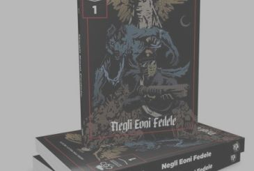 Over the Eons the Faithful – the first librogame of the Police of the Occult!