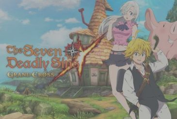The Seven Deadly Sins, available the game free mobile Grand Cross