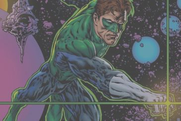 Green lantern Grant Morrison: the second season back to 12 albi