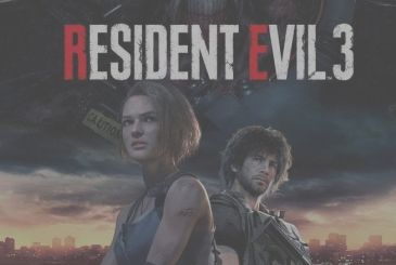 Resident Evil 3: it still shows with a long gameplay