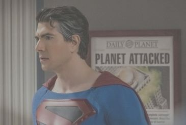 Superman Returns: Brandon Routh talks about the non-sequel