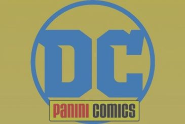 Panini DC Italy: the 5 covers of the numbers ALPHA