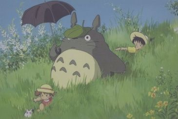 Studio Ghibli, which explains why he has allowed the streaming of movies on Netflix