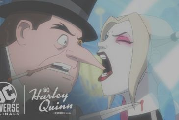 Harley Quinn: the trailer of Season 2