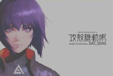 Ghost in the Shell: SAC_2045, new images of the series Netflix