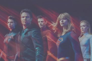 Arrowverse: confirmed a crossover for next year