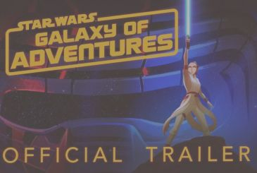 Star Wars Galaxy of Adventures: the official trailer for the Season 2